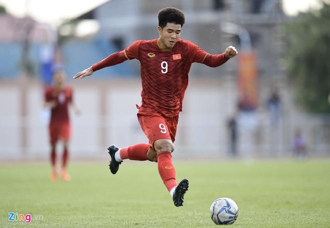 Việt Nam cho Thái Lan thành cựu vương sau trận hòa 2-2, tiến thẳng vào bán kết SEA Games với ngôi đầu bảng-7