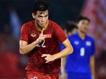 Việt Nam cho Thái Lan thành cựu vương sau trận hòa 2-2, tiến thẳng vào bán kết SEA Games với ngôi đầu bảng