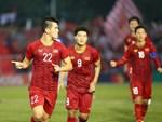 Trợ lý HLV Park Hang-seo bất ngờ phải nhận thẻ vàng trong trận U22 Việt Nam gặp U22 Thái Lan-9
