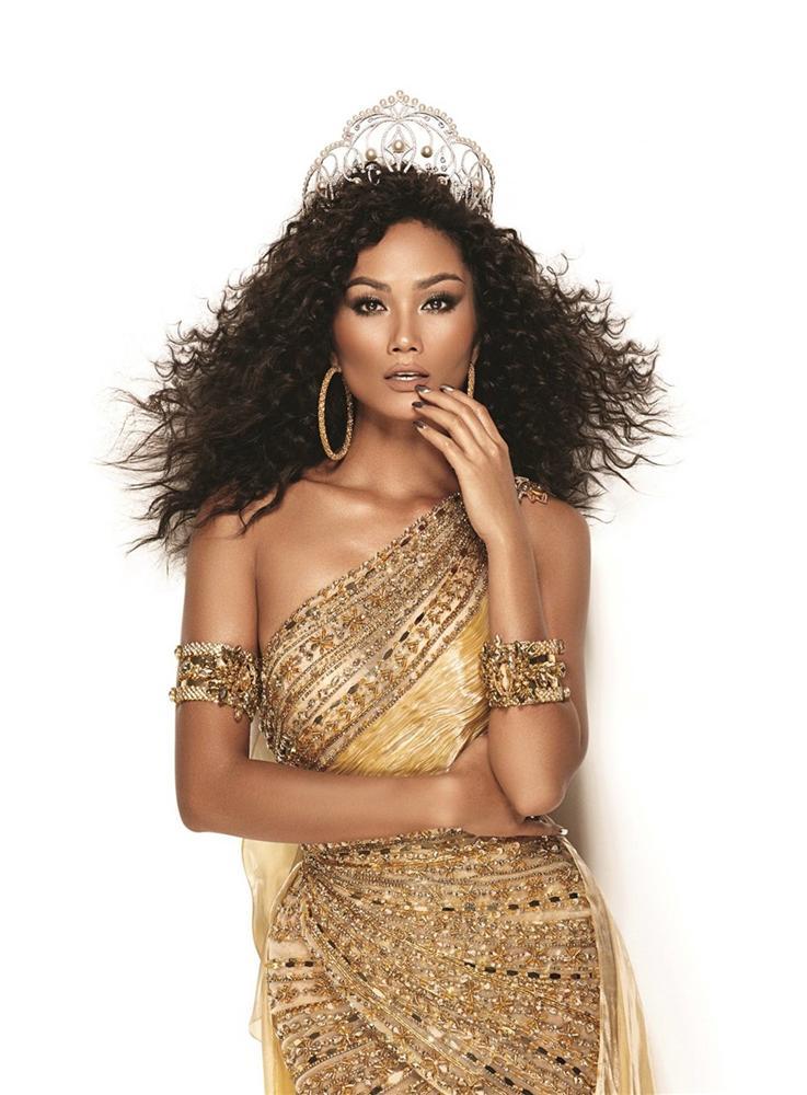 Bộ ảnh khép lại nhiệm kỳ Hoa hậu Hoàn vũ Việt Nam của HHen Niê-2