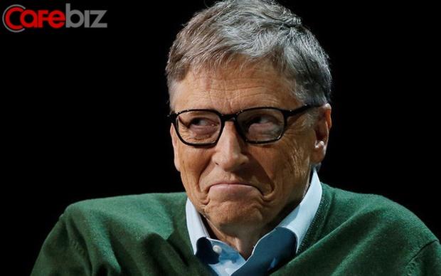 Lời khẳng định của tỷ phú bỏ học Bill Gates: Trường học là nơi có thể loại bỏ sự thắng thua, nhưng cuộc đời thì không! Trước khi làm ông chủ, hãy học cách làm thuê đã-2