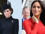 Công nương Kate chiếm hết spotlight trong bữa tiệc ngoại giao, tỏa sáng với vương miện của mẹ chồng quá cố, điều mà Meghan không có được-9