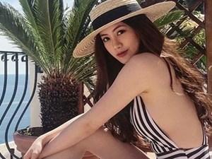 4 cô gái Lào hot ở Việt Nam mặc đồ truyền thống lẫn hiện đại đều thu hút