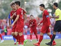 Video: HLV Park Hang Seo không dám nhìn cầu thủ U22 Việt Nam đá phạt đền