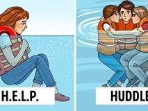 Những điều cần ghi nhớ giúp bạn an toàn trong tình huống khẩn cấp