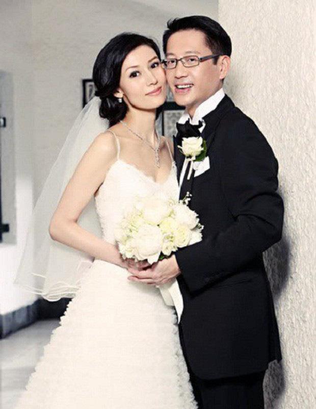 Hoa hậu đẹp nhất lịch sử Hong Kong: Bỏ tài tử nổi tiếng, lao vào các cuộc tình vật chất với đại gia-8