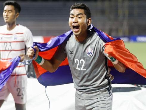 Báo Campuchia gáy mạnh: Cơ hội trả thù bóng đá Việt Nam đã đến!