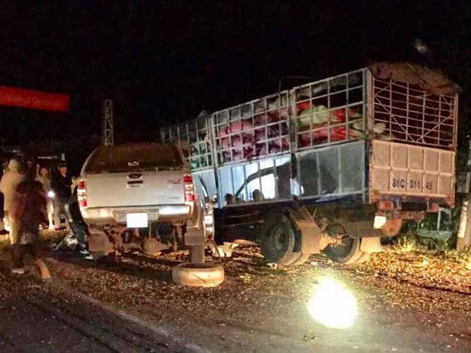 Tai nạn nghiêm trọng tại Gia Lai, 6 người thương vong-1