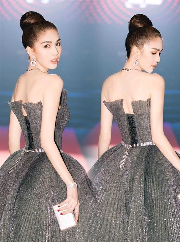 Ngọc Trinh mặc váy hóa công chúa đẹp cỡ này, bảo sao bạn trai vừa chia tay vẫn hẹn yêu-4