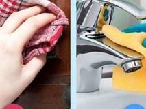 5 sai lầm khi dọn dẹp khiến nhà càng dọn càng bẩn, rước thêm bệnh vào người