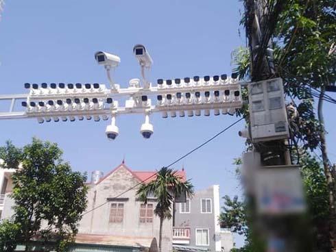 Đỉnh cao bắt trộm với dàn camera sương sương 40 cái: Khu phố chất chơi nhất Việt Nam là đây!
