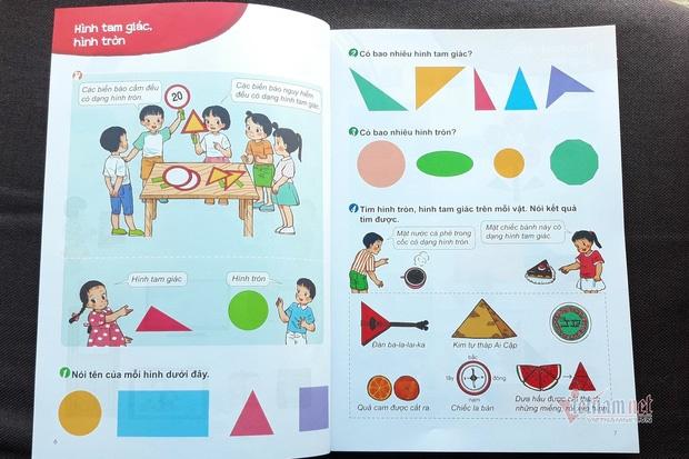 Những điểm mới của sách giáo khoa môn toán lớp 1-4