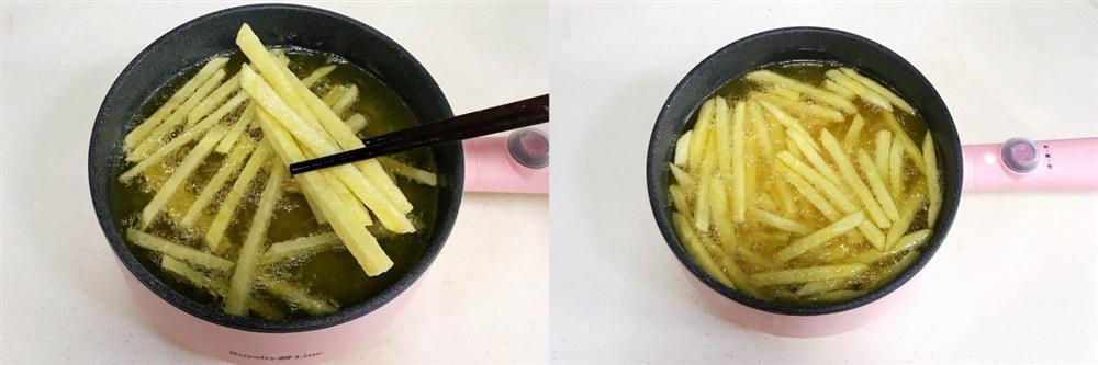 Bí quyết nhỏ cho món khoai tây chiên luôn giòn ngon tuyệt đối-4