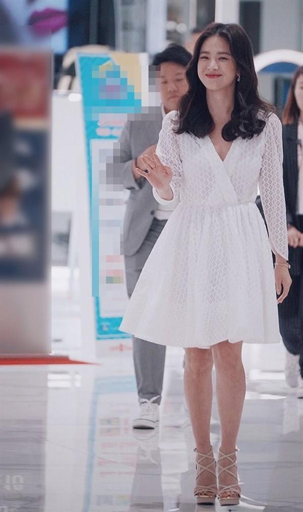 Việt Nam có Nhã Phương thì Hàn Quốc có Song Hye Kyo luôn ghi điểm với đồ trắng-3