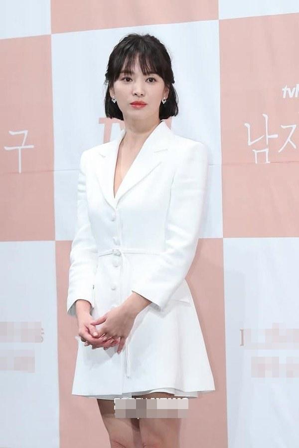 Việt Nam có Nhã Phương thì Hàn Quốc có Song Hye Kyo luôn ghi điểm với đồ trắng-6