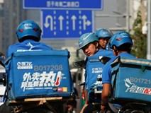 Tài xế giao đồ ăn TQ liều mạng sống để làm giàu cho Alibaba và Tencent