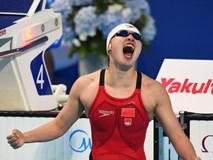 Nữ vận động viên làm thế nào khi ngày thi đấu gặp 'đèn đỏ'?