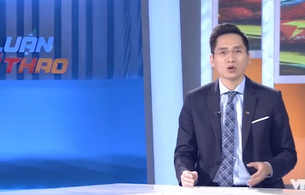 Bị chỉ trích vì phát ngôn vô duyên với Bùi Tiến Dũng, BTV Quốc Khánh xin lỗi-1