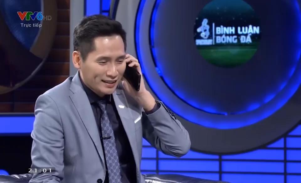 Bị chỉ trích vì phát ngôn vô duyên với Bùi Tiến Dũng, BTV Quốc Khánh xin lỗi-2