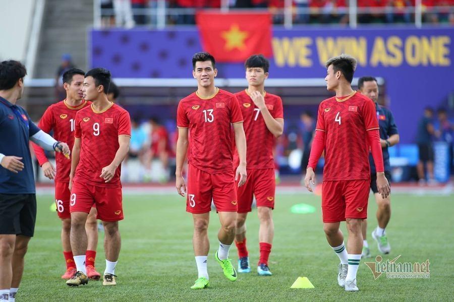 Đội hình ra sân U22 Việt Nam vs U22 Campuchia: Bùi Tiến Dũng bắt chính-2
