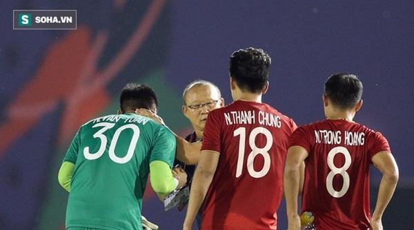 Sẽ không có chuyện ăn gỏi Campuchia, bởi thầy Park sẽ không muốn thêm lần đau tim-1