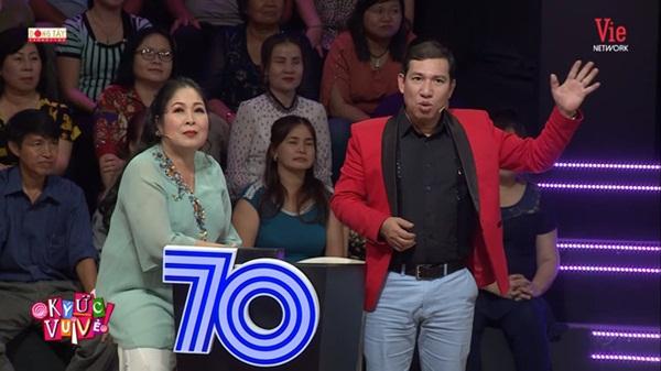 NSND Hồng Vân: Có Quang Thắng tôi bớt sợ Tự Long-2
