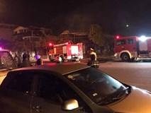 Vĩnh Phúc: Cháy nhà hàng lúc rạng sáng, 4 người tử vong thương tâm