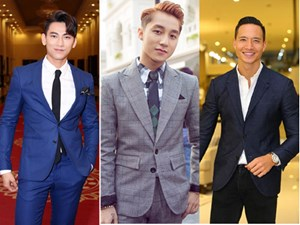 Diện vest sương sương, sao nam Việt khiến fan mê tít bởi vẻ đẹp lịch lãm, cuốn hút