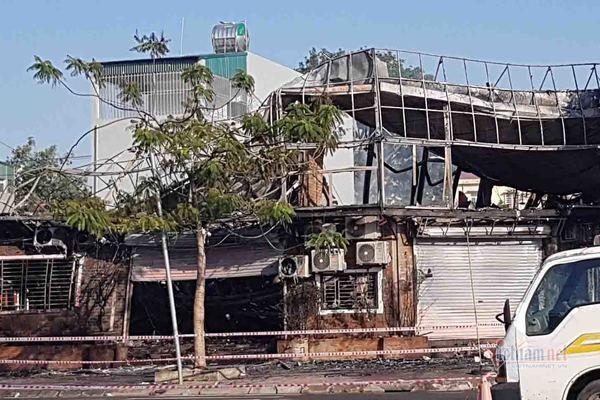 Danh tính 4 nạn nhân trong vụ cháy quán lẩu ở Vĩnh Phúc-1