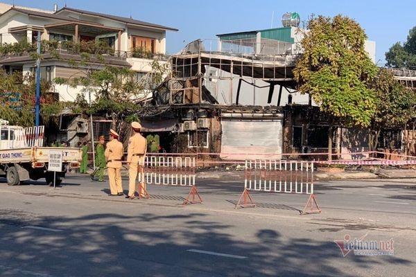 Danh tính 4 nạn nhân trong vụ cháy quán lẩu ở Vĩnh Phúc-2