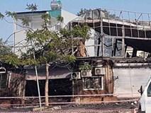 Danh tính 4 nạn nhân trong vụ cháy quán lẩu ở Vĩnh Phúc