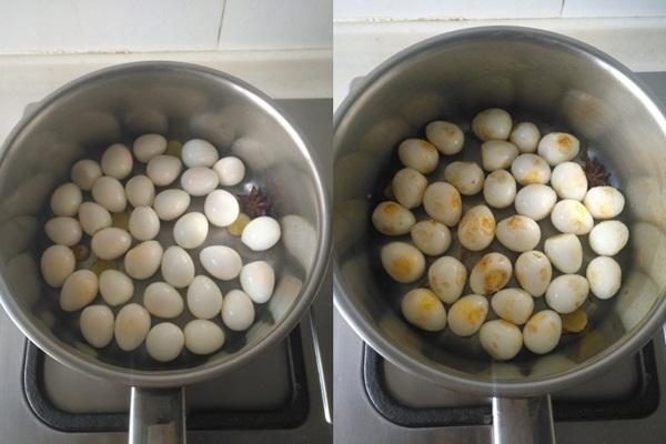 Chỉ là món trứng cút om thôi nhưng lại ngon hết nấc nếu bạn làm theo công thức này-2
