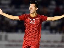 Video bàn thắng của Tiến Linh mở tỉ số cho U22 Việt Nam