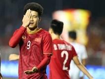 Video Đức Chinh  đánh đầu  đẳng cấp lập cú đúp