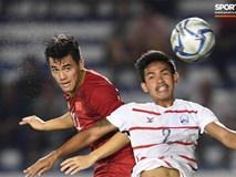 Highlights U22 Việt Nam 4-0 U22 Campuchia: Song sát Chinh - Linh