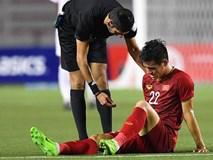 Tiến Linh dính chấn thương, lo lắng càng đè nặng lên vai HLV Park Hang-seo trước thềm chung kết SEA Games 30