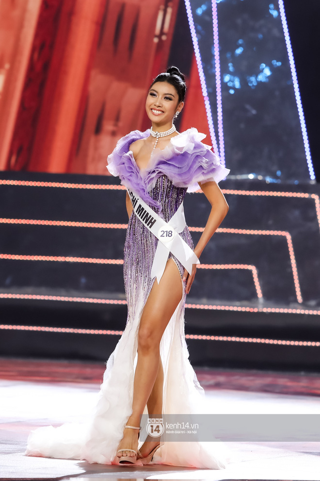 Chính thức: Nguyễn Trần Khánh Vân là Tân Hoa hậu Hoàn vũ Việt Nam 2019-16