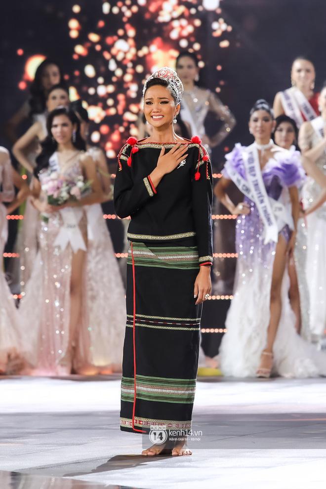 Chính thức: Nguyễn Trần Khánh Vân là Tân Hoa hậu Hoàn vũ Việt Nam 2019-6