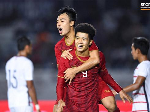 Đè bẹp Campuchia 4-0, U22 Việt Nam vào chung kết SEA Games sau tròn một thập kỷ chờ đợi - kết quả xổ số trà vinh