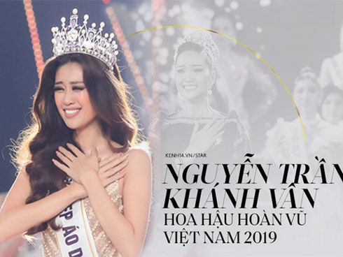 Chính thức: Nguyễn Trần Khánh Vân là Tân Hoa hậu Hoàn vũ Việt Nam 2019 - kết quả xổ số trà vinh