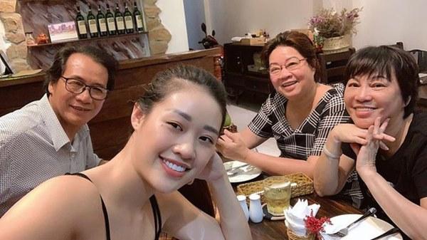 Tiết lộ nhan sắc đời thường và ảnh quá khứ hiếm hoi của Tân Hoa hậu Hoàn vũ Việt Nam Khánh Vân-5