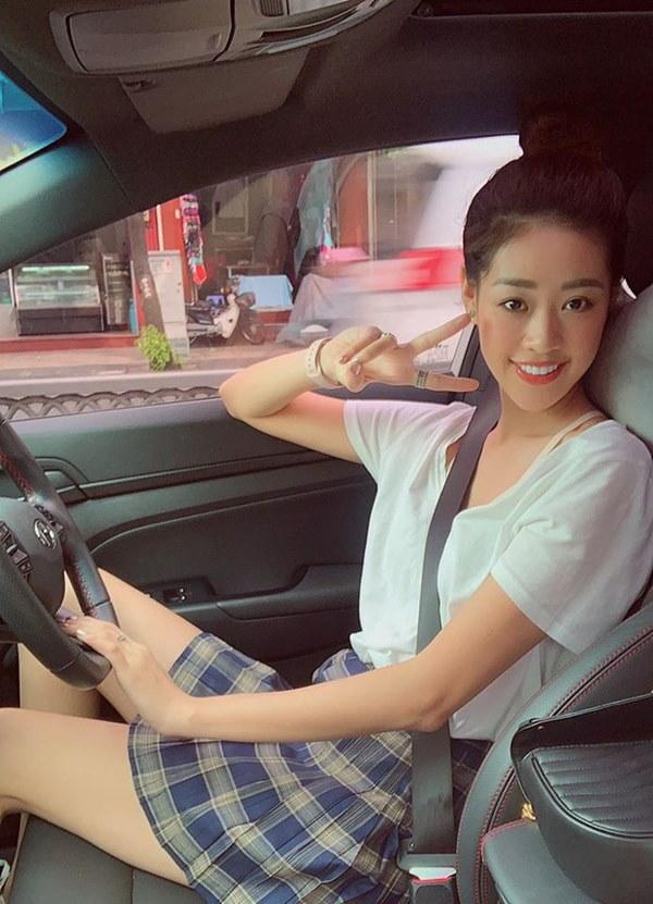 Tiết lộ nhan sắc đời thường và ảnh quá khứ hiếm hoi của Tân Hoa hậu Hoàn vũ Việt Nam Khánh Vân-8