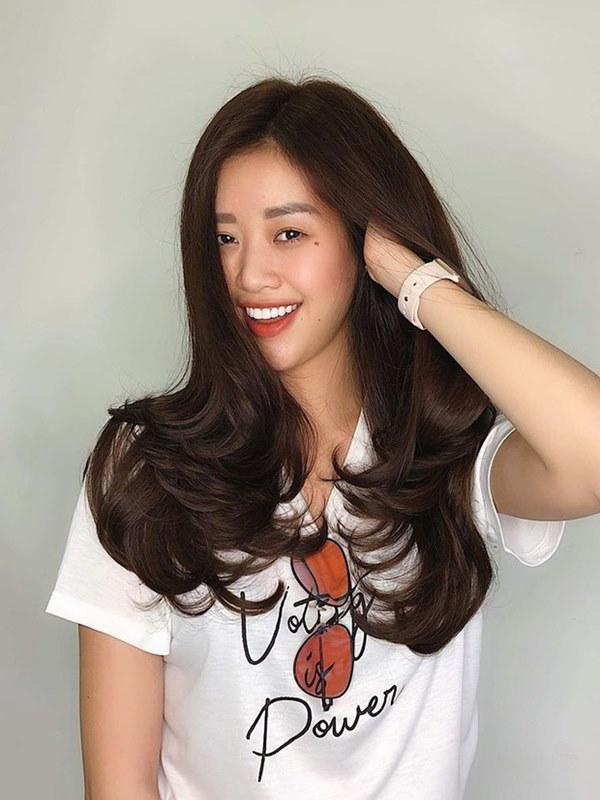 Tiết lộ nhan sắc đời thường và ảnh quá khứ hiếm hoi của Tân Hoa hậu Hoàn vũ Việt Nam Khánh Vân-12