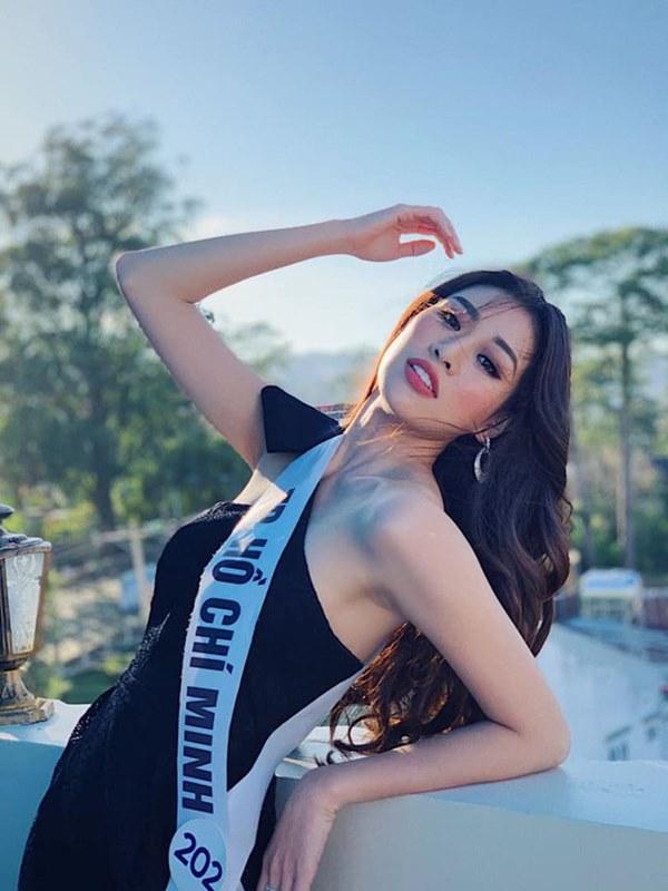 Hành trình lên ngôi Tân Hoa hậu Hoàn vũ Việt Nam 2019 của Khánh Vân: Chặng đường chông gai để vươn tới vinh quang!-3