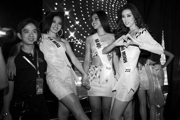Hành trình lên ngôi Tân Hoa hậu Hoàn vũ Việt Nam 2019 của Khánh Vân: Chặng đường chông gai để vươn tới vinh quang!-8