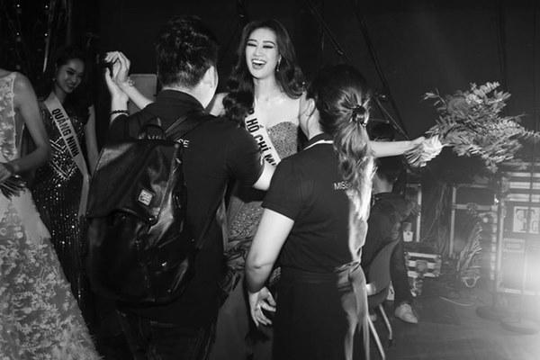 Hành trình lên ngôi Tân Hoa hậu Hoàn vũ Việt Nam 2019 của Khánh Vân: Chặng đường chông gai để vươn tới vinh quang!-9