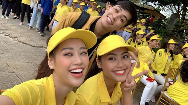 Hành trình lên ngôi Tân Hoa hậu Hoàn vũ Việt Nam 2019 của Khánh Vân: Chặng đường chông gai để vươn tới vinh quang!-10