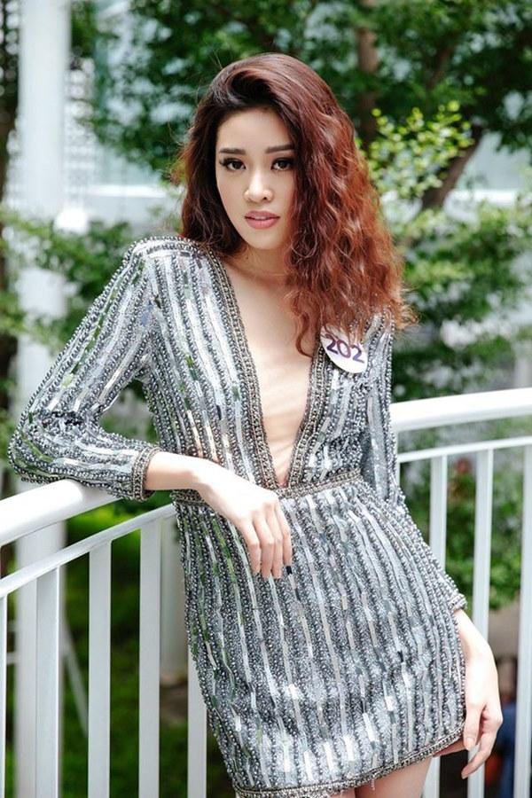 Hành trình lên ngôi Tân Hoa hậu Hoàn vũ Việt Nam 2019 của Khánh Vân: Chặng đường chông gai để vươn tới vinh quang!-11
