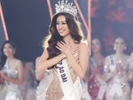 Tân Hoa hậu Khánh Vân bật khóc, cảm ơn ba mẹ sau đăng quang-1