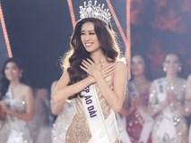 Hành trình lên ngôi Tân Hoa hậu Hoàn vũ Việt Nam 2019 của Khánh Vân: Chặng đường chông gai để vươn tới vinh quang!